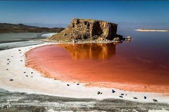 انباشت آب در دریاچه ارومیه ۶ سال زمان خواهد برد