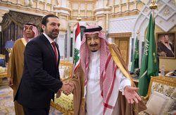 نخستین سفر حریری پس از استعفایش در عربستان