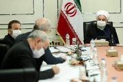 جلسه روسای کمیتههای تخصصی ستاد مقابله با کرونا/ گزارش تصویری