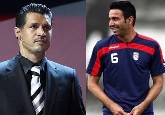 دایی و نکونام جزو 10 فوتبالیست برتر آسیا