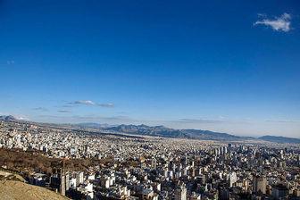 هوای تهران در ۲۴ بهمن ماه؛ قابل قبول است