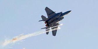 بمباران مواضع تروریستهای همسو با ترکیه توسط جنگندههای روسیه