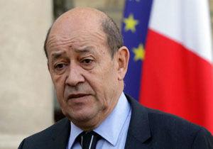 واکنش وزیر خارجه فرانسه به تشدید تنش بین تهران و واشنگتن