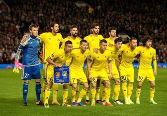جریمه تیم عزتاللهی به خاطر کارتهای زرد