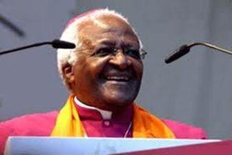 اسقف اعظم آفریقای جنوبی وارد تهران شد