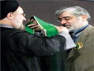 دیدار خاتمی با اعضای اصلاح طلب شورای شهر
