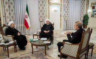 زمان نشست مشترک روسای سه قوه در مجلس