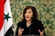 پاسخ مشاور اسد به اتهام رژیمصهیونیستی علیه ایران
