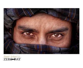 «ساعد سهیلی» در شمایل طالبان/ عکس