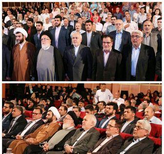 شهیدی: ۴ هزار نفر از آزادگان ما دارای مدرک دکترا هستند/ظریف: با فرهنگ ایثار کشور بیمه شده است
