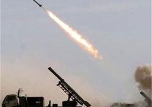 آوار دومین موشک نقطهزن یمن بر سر شبهنظامیان