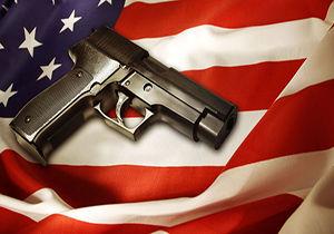 کشته شدن 40 هزار نفر در آمریکا با تفنگ تنها در یک سال
