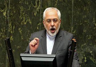 ظریف به دلیل توهین به مجلس از نمایندگان پوزش بخواهد