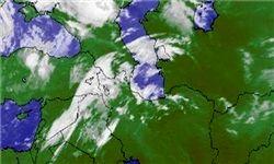 زنجان تا پایان هفته جاری بارانی میشود