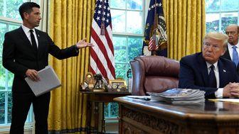 سرپرست وزارت امنیت داخلی آمریکا نیز استعفا داد