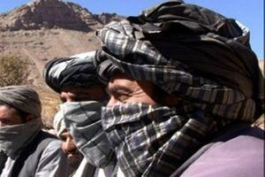 سقوط بالگرد نظامیان آمریکایی در حمله طالبان