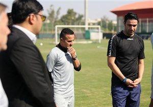 با کریم باقری می توانیم به جام جهانی 2022 قطر صعود کنیم