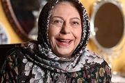 عکس جدید مادرِ مهربان سینمای ایران