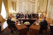 نشست سه جانبه عراق، مصر و اردن در امان