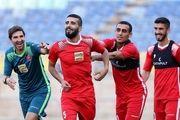 آخرین وضعیت مصدومیت دو بازیکن ملی پوش پرسپولیس