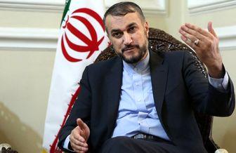 امیرعبداللهیان: کاهش تعهدات ایران نتیجه بیمنطقی ترامپ است