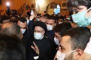 تکذیب ادعای تخلیه بیمارستان رازی قبل از بازدید رئیس جمهور