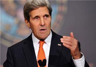 کری خواهان تصویب اختیارات اوباما برای نبرد علیه داعش