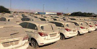 6 تریلیون انواع خودروی احتکاری در غرب تهران کشف شد