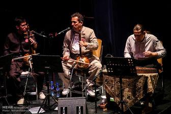قابل توجه علاقه مندان به موسیقی سنتی/بیژن کامکار کنسرت میدهد