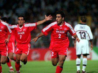 خاطره شیرین مهدویکیا از یکی تاریخیترین عکسهای فوتبال ایران