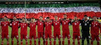 ترکیب احتمالی ایران-بولیوی