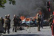 طالبان عامل انفجار تروریستی دیروز کابل
