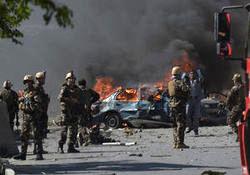 داعش مسئولیت انفجار کابل را به عهده گرفت