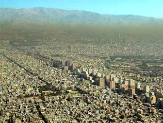 تهران ۴ قسمت میشود