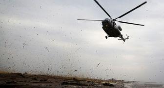کشته شدن ۷ آمریکایی بر اثر سقوط بالگرد