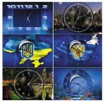 مجموعه اسکرین سیورهای ساعت ۲۰۱۲