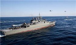 آمریکا: ۲ ناو ایرانی در شمال اقیانوس اطلس را زیر نظر داریم