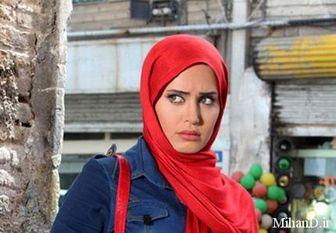 لباس خاص و عجیب الناز شاکردوست در جشن حافظ+عکس