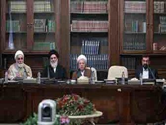 واکنش هاشمی به اسامی مجمع تشخیص