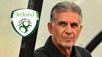 کی روش سرمربی تیم ملی ایرلند می شود؟