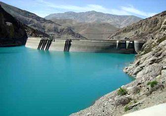 سدهای ایران چقدر آب دارد؟
