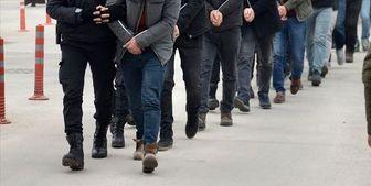 بازداشت ۷۳ مظنون به عضویت در سازمان «گولن» و «پ.ک.ک»
