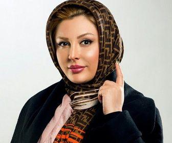 سلفی یهویی نیوشا ضیغمی /عکس