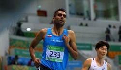 قهرمانی بی، چون و چرای مرادی در 1500 متر