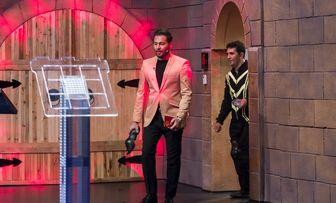 گزارشی از پشت صحنه مسابقه مهیج تلویزیونی با اجرای آقای بازیگر/تصاویر