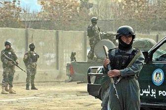 کشف انبار مهمات تروریست ها در افغانستان