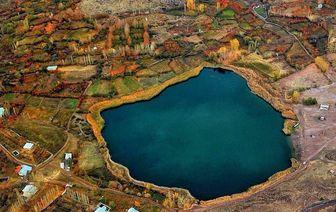 آیا دریاچه های شگفت انگیز اطراف تهران را می شناسید؟ / عکس