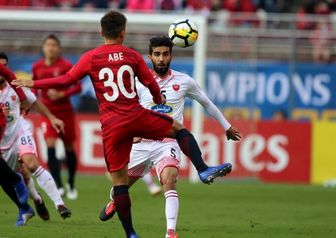 AFC  هافبک پرسپولیس را آنالیز  کرد/تصاویر