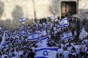 هشدار رامالله به صهیونیست ها در آستانه برگزاری «راهپیمایی پرچم»