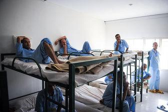 آخرین وضعیت کمپهای ترک اعتیاد مردان و زنان
